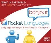Rocket Languages logo